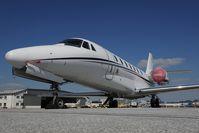 A6-GJA @ LOWW - Cessna 680 - by Dietmar Schreiber - VAP