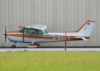 D-EAAY @ EIWT - visitor to Weston - by Chris Hall