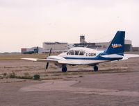 C-GBDM @ YZX - SAS Air = Service Aeriene de Saint Laurent - by Henk Geerlings