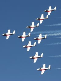 114089 - Snowbirds over Daytona
