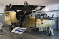 MM136556 @ LIRB - Grumman S-2F-1 - by Mark Pasqualino