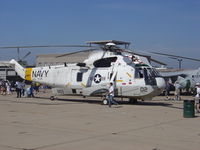 149902 @ KNKX - On display at the MCAS Miramar airshow. Assigned to HC-85 - by Nick Taylor Photography