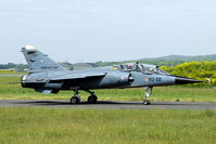 509 @ LFSR - although the Mirage F1 will be withdrawn training goes on. - by Joop de Groot