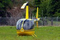 N123YW @ KLAL - Robinson R-44 Raven II [10606] Lakeland-Linder~N 16/04/2010 - by Ray Barber