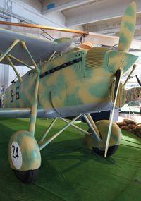 C1-328 @ LIRB - Hispano HA-132L - by Mark Pasqualino
