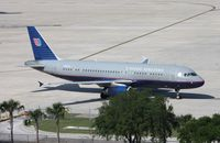 N437UA @ TPA - United A320