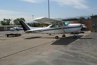 N3726C @ KAJO - Parked at Corona