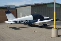 N7370W @ KAJO - Parked at Corona