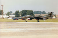 E37 @ EGVA - Jaguar E of the French Air Force's EC 02.00 preparing for take-off at the 1996 Royal Intnl Air Tattoo at RAF Fairford. - by Peter Nicholson