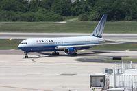 N649UA @ TPA - United 767