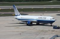 N649UA @ TPA - United 767