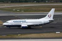 VP-BPE @ EDDL - Orenair, Boeing 737-5H6, CN: 26445/2327 - by Air-Micha