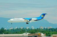 C-GPNL @ YVR - Landing at YVR - by metricbolt