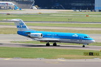 PH-KZA @ EHAM - KLM Cityhopper - by Chris Hall
