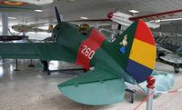 CM-260 @ LECU - Beuatiful replica of Russian fighter in Spanish Air Force markings - by Daniel L. Berek