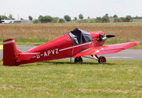G-APVZ photo, click to enlarge