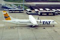 F-GKOD @ LFPO - Aerospatiale ATR-72-202 [313] (TAT) Paris-Orly~F 12/06/1995