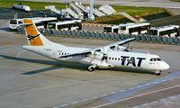F-GKOA @ LFPO - Aerospatiale ATR-72-202 [201] (TAT) Paris-Orly~F 16/06/1997