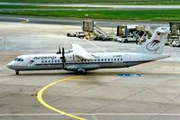 D-ANFE @ EDDL - Aerospatiale ATR-72-202 [201] (TAT) Paris-Orly~F 16/06/1997