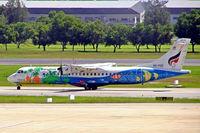 HS-PGG @ VTBD - Aerospatiale ATR-72-212A [692] (Bangkok Airways) Bangkok Int~HS 30/10/2005