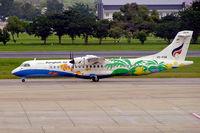 HS-PGM @ VTBD - Aerospatiale ATR-72-212A [704] (Bangkok Airways) Bangkok Int~HS 30/10/2005