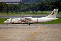 HS-PGK @ VTBD - Aerospatiale ATR-72-212A [680] (Bangkok Airways) Bangkok Int~HS 12/11/2005