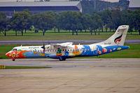HS-PGF @ VTBD - Aerospatiale ATR-72-212A [700] (Bangkok Airways) Bangkok Int~HS 12/11/2005