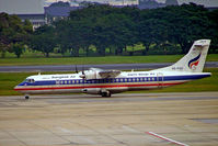 HS-PGE @ VTBD - Aerospatiale ATR-72-202 [450] (Bangkok Airways) Bangkok Int~HS 30/10/2005