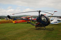 G-CBCN @ EGAD - Parked in the display area at Newtownards Airfield. - by Noel Kearney