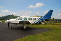 N642P @ EGAD - Parked on the apron at Newtownards Airfield. - by Noel Kearney