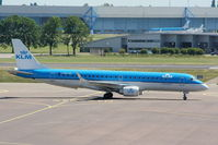 PH-EZL @ EHAM - KLM Cityhopper - by Chris Hall