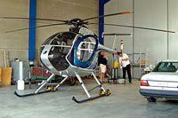 OO-LVK @ EBKT - Hughes 369D [120-0881D] Kortrijk-Wevelgem~OO 18/08/2002