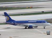 N871RW @ TPA - Midwest E170