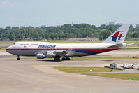 9M-MPK @ EHAM - Malaysia Airlines - by Chris Hall