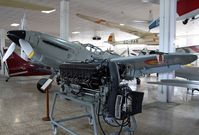 C4J-10 @ LECU - German-designed, Spanish-built fighter, WWII - by Daniel L. Berek