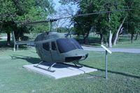 70-15469 @ NFW - 1970 Bell OH-58C, c/n: 4120 - by Timothy Aanerud