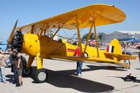 N10KP @ KNKX - On display at the MCAS Miramar airshow - by Nick Taylor Photography