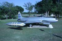 47-1392 @ NFW - Lockheed P-80C-1-LO, c/n: 080-2078 - by Timothy Aanerud