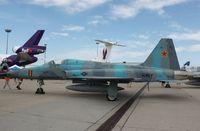 761537 @ KRFD - Northrop F-5N TigerII - by Mark Pasqualino