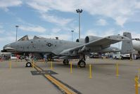 80-0259 @ KRFD - Fairchild Republic A-10A - by Mark Pasqualino