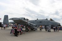 78-0701 @ KRFD - Farchild Republic A-10A - by Mark Pasqualino
