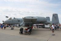 81-0995 @ KRFD - Fairchild Republic A-10A - by Mark Pasqualino