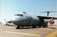67-0029 @ EGVA - Another view of the Tennessee Air National Guard C-141B Starlifter on display at the 1996 Royal Intnl Air Tattoo at RAF Fairford. - by Peter Nicholson