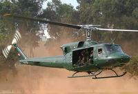 690 - Bell 212, Peruvian Air Force - by Sergio de la Puente