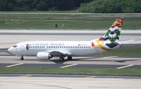 VP-CKY @ TPA - Caymen 737