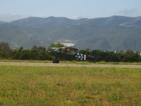 N87826 @ KLPC - Taking off rwy 7 - by Nick Taylor Photography