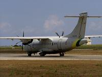 MM62166 @ LMML - ATR42 MM62166/GF-14 Guardia di Finanza - by raymond