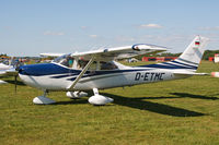 D-ETMC @ ESME - At EAA Fly-in - by Roger Andreasson
