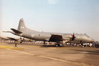 140113 @ EGVA - CP-140 Aurora of 14 Wing Canadian Armed Forces on display at the 1996 Royal Intnl Air Tattoo at RAF Fairford. - by Peter Nicholson