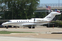 N955QS @ FTW - At Meacham Field - Fort Worth, TX